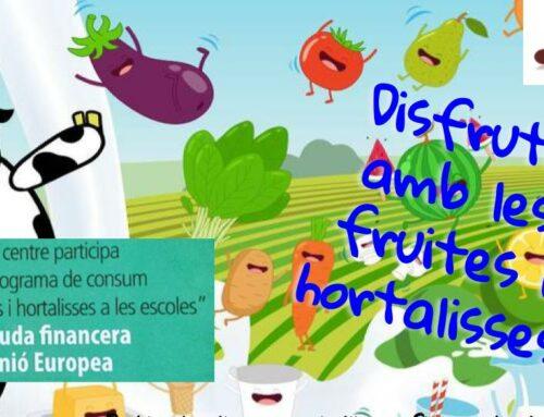 Programa de consum de fruita i hortalisses a les escoles